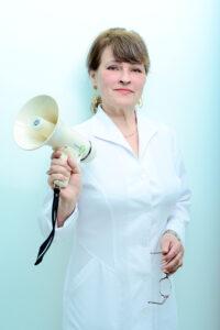Лебедева Ольга Николаевна К.м.н. врач-терапевт
